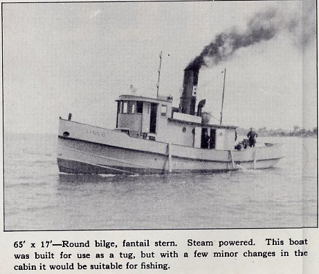 RUSSEL BROTHERS Ltd  Steelcraft winch boat and warping tug